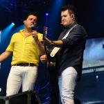 Bruno & Marrone e Toni & Tiago agitam a quinta noite na Barraca Universitária