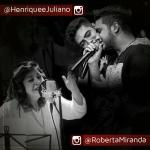 """Roberta Miranda grava música """"Acho Que Esqueci de Mim"""" com Henrique & Juliano"""