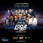 Projeto Loop 360º reúne todos artistas da FS Produções em novo DVD