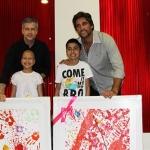 Victor & Leo inauguram pavilhão do Hospital do Câncer de Barretos
