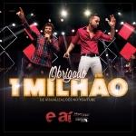 """""""E Aí"""", de Matogrosso & Mathias ultrapassa 1 milhão de views no YoTube"""