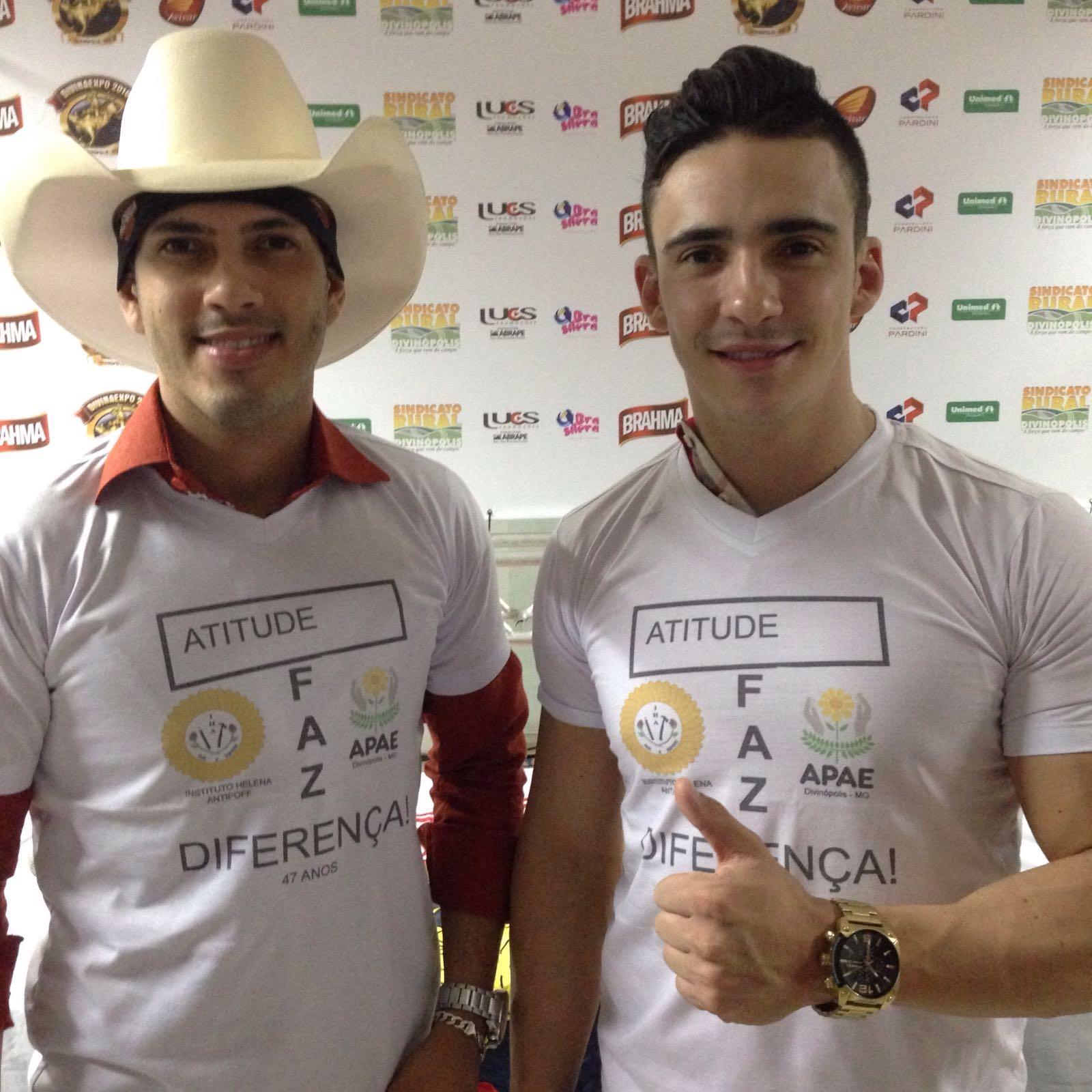 Pedro Paulo e Alex