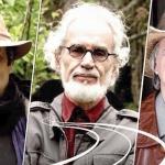 """Almir Sater, Sérgio Reis e Renato Teixeira juntos no show """"Tocando em Frente"""""""