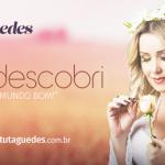 """Eu Descobri"", hit de Tuta Guedes embala trilha de ""Êta Mundo Bom"""
