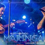 Conrado & Aleksandro, Thiago Brava e Carlos & Jader fazem a festa na Barraca Universitária
