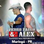 Pedro Paulo & Alex agitam a segunda noite da Expoingá