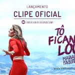 """Mariana Fagundes lança nova música """"Tô Ficando Louca"""""""