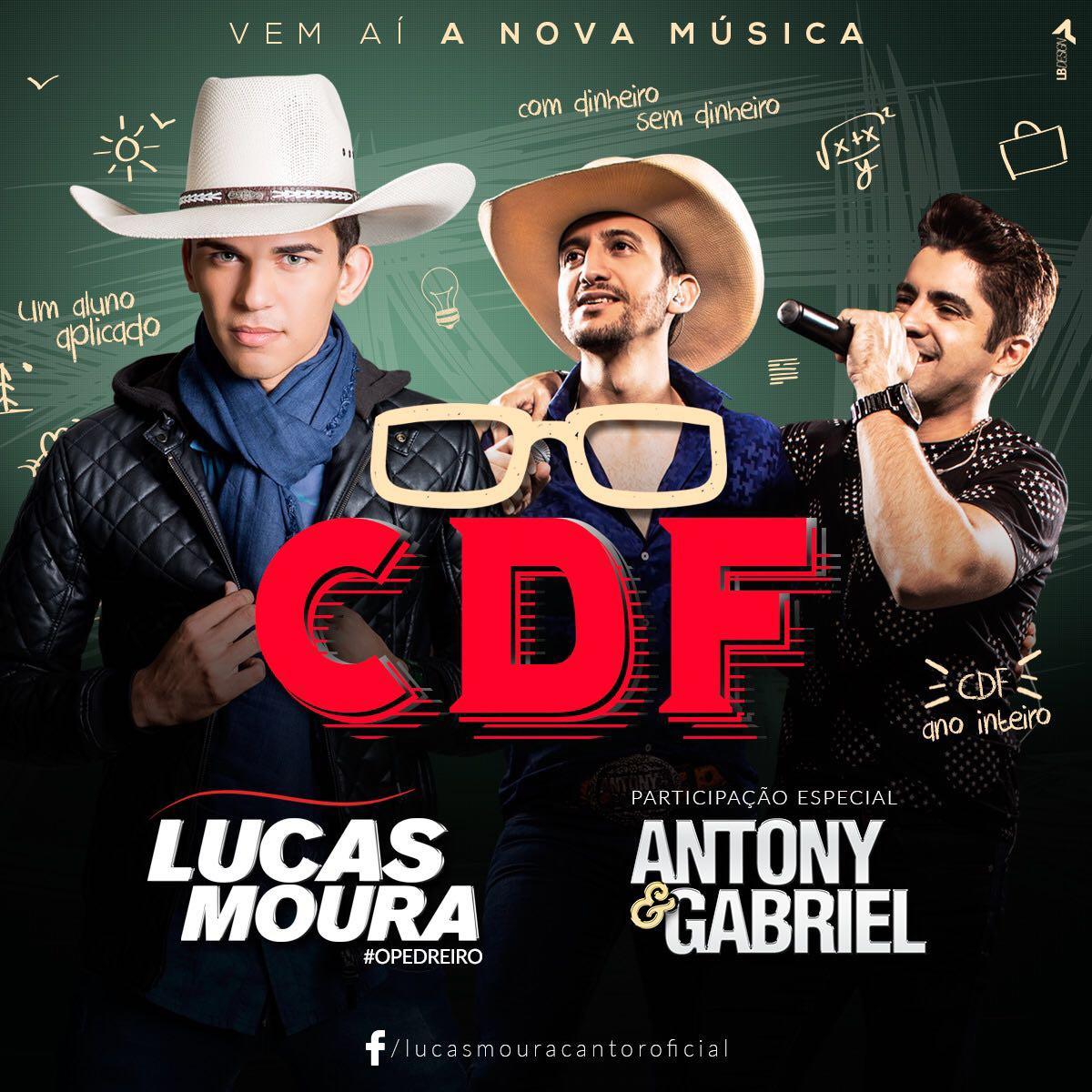 Musica Lucas Moura E Cristiano: Lucas Moura Lança Primeira Música De Trabalho Com