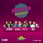 Festeja chega à cidade de Maringá em Novembro