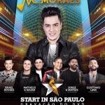 Jefferson Moraes anuncia gravação de um novo DVD com grandes participações