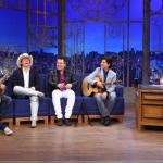 Chitãozinho & Xororó e Bruno & Marrone no The Noite com Danilo Gentili desta quarta-feira (16)