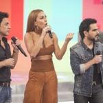 Zezé Di Camargo & Luciano e Hugo Pena agitam o Programa da Sabrina deste sábado (19)