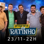 "Bruno & Marrone e Chitãozinho & Xororó participam do ""Boteco do Ratinho"""