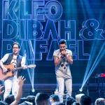"""Kleo Dibah & Rafael lançam o novo álbum """"Bem Vindo ao Clube"""""""
