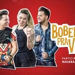 """João Neto & Frederico lançam """"Bobeia Pra Ver"""" com Naiara Azevedo"""