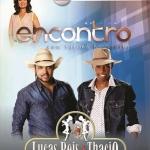 Lucas Reis & Thacio e Bruna Viola no Encontro com Fátima Bernardes desta segunda-feira (12)