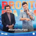 Daniel e Zé Neto & Cristiano na Hora do Faro deste domingo (18)
