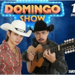 Mayck & Lyan e Bruno & Marrone participam do Domingo Show deste domingo (11)