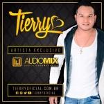 Tierry assina contrato com o escritório da ÁudioMix