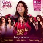 Roberta Miranda anuncia a gravação de um novo DVD