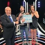 Marcelo de Carvalho recebe o cantor Gabriel Gava no Mega Senha deste sábado (14)