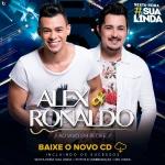 """Alex & Ronaldo lançam o seu primeiro DVD """"Ao Vivo em Recife"""""""