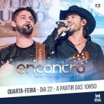 Munhoz & Mariano agitam o Encontro com Fátima Bernardes desta quarta-feira (22)