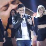 Domingo Show realiza sonho de jovem cantor fã dos sertanejos Felipe Araújo e de Cristiano Araújo
