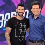 Gusttavo Lima canta no Sabadão com Celso Portiolli deste sábado (11)