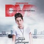 Hugo Henrique anuncia a gravação de seu primeiro DVD da carreira