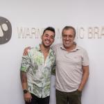 Higor Rocha assina com a gravadora Warner Music Brasil