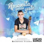 Lucas Barros: Jovem cantor e compositor