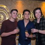 Edu Chociay, Jefferson Moraes e Jonas Esticado assinam com a Som Livre