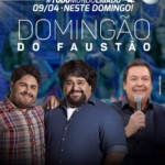 César Menotti & Fabiano participam do Domingão do Faustão deste domingo (9)