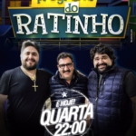 César Menotti & Fabiano e As Galvão no Programa do Ratinho desta quarta-feira (12)