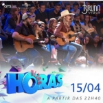 Bruna Viola agita o Altas Horas deste sábado (15)