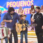 César Menotti & Fabiano no Legendários desta sexta-feira (05)