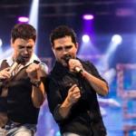 Zezé Di Camargo & Luciano no Caldeirão do Huck deste sábado (06)