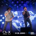 """Chitãozinho & Xororó estreiam a turnê """"Evidências"""" no Espaço das Américas"""