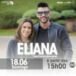 Gusttavo Lima no Programa Eliana deste domingo (18)