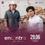 Chitãozinho & Xororó no Encontro com Fátima Bernardes desta quinta-feira (29)