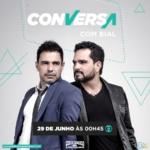 Zezé Di Camargo & Luciano no Conversa com Bial desta quinta-feira (29)
