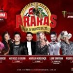 Festa do Peão de Araras chega inicia em Agosto com grandes atrações