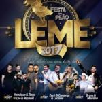 Festa do Peão de Leme 2017 ocorrerá de 06 à 10 de Setembro