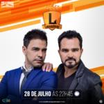 Zezé Di Camargo & Luciano no Legendários desta sexta-feira (28)