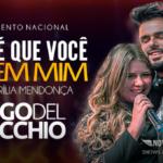 """Hugo Del Vecchio lança a música """"O Que é Que Você Viu em Mim"""" com a Marília Mendonça"""