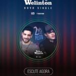 """Talis & Welinton disponibilizam a música """"2 Pés no Peito"""" nas plataformas digitais"""