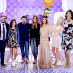 Solange Almeida agita o Programa Eliana deste domingo (20)