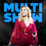 Anitta recebe Naiara Azevedo no Música Boa Ao Vivo desta terça-feira (15)