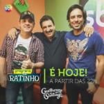 Guilherme & Santiago e Edy Britto & Samuel no Programa do Ratinho desta quarta-feira (16)